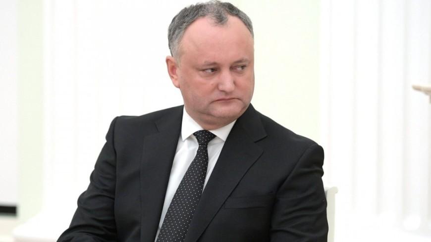 """Фото: """"Сайт президента РФ"""":http://kremlin.ru/, игорь додон, додон"""