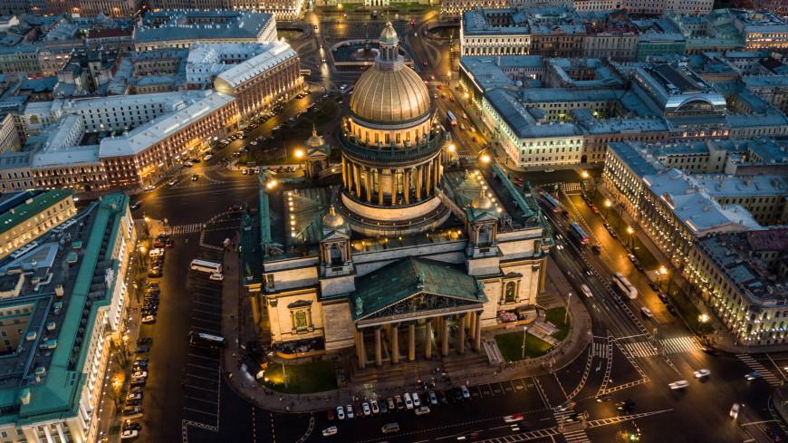 Православным символом Петербурга стал Исаакиевский собор