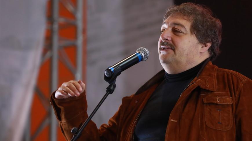 Московская читальня имени Тургенева организует встречу с писателем Дмитрием Быковым