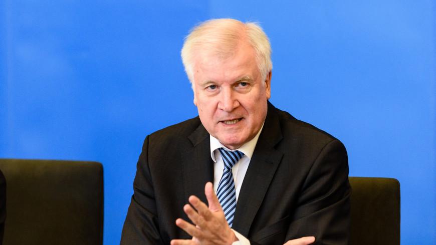 Глава МВД ФРГ подтвердил желание уйти с поста председателя ХСС