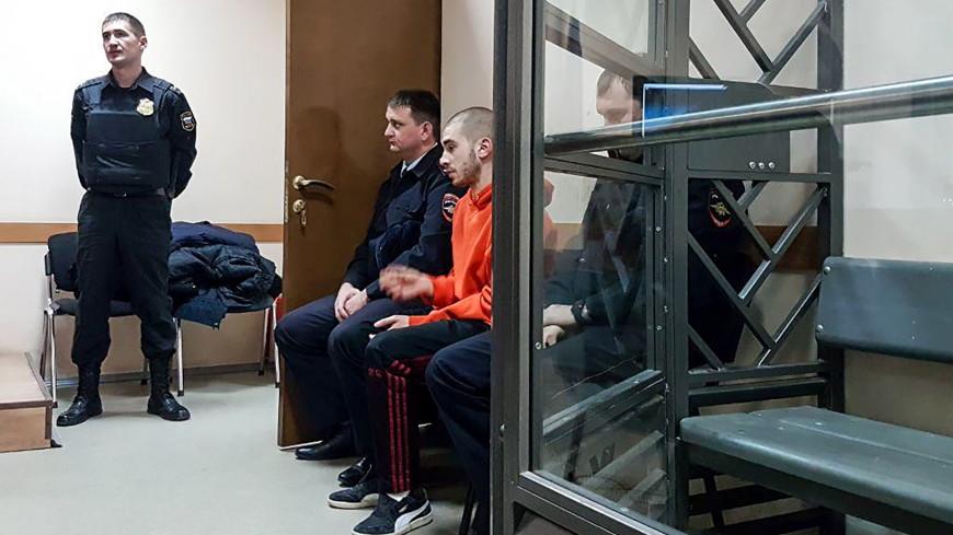 Рэпера Хаски арестовали на 15 суток по двум делам