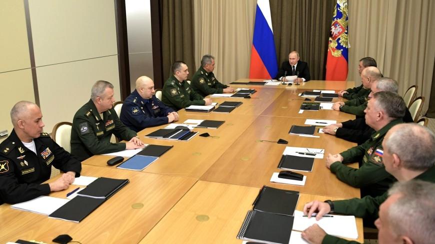 Путин: Выход США из ДРСМД не останется без ответа