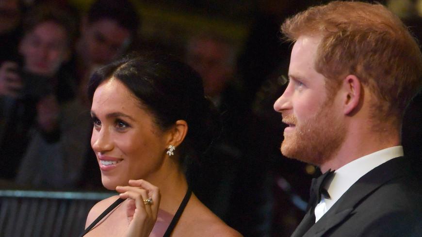 Принц Гарри и Меган Маркл отняли аккаунт в инстаграме у подданного