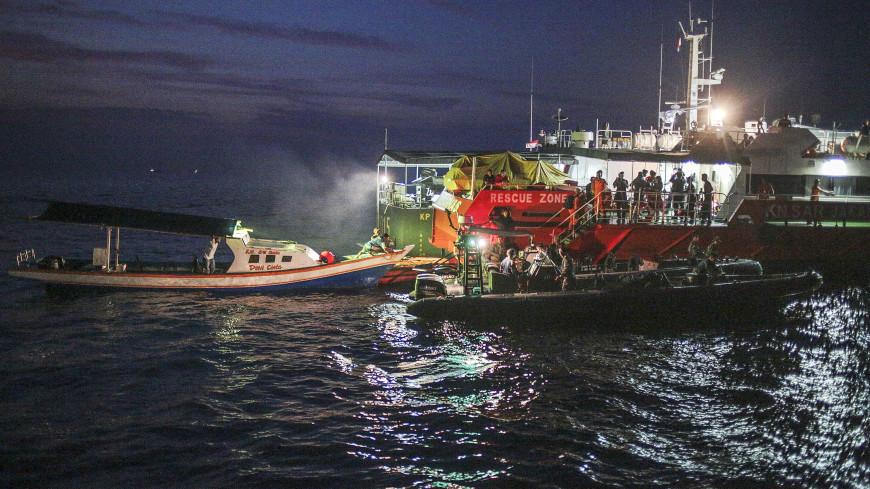 Поиск жертв крушения индонезийского «Боинга» завершен
