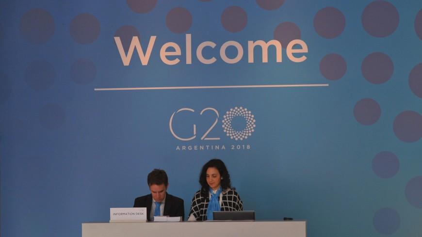 Лидеров G20 на саммите в Буэнос-Айресе накормят сосисками и «сгущенкой»