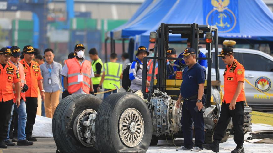 Катастрофа индонезийского «Боинга»: прибор скорости был неисправен