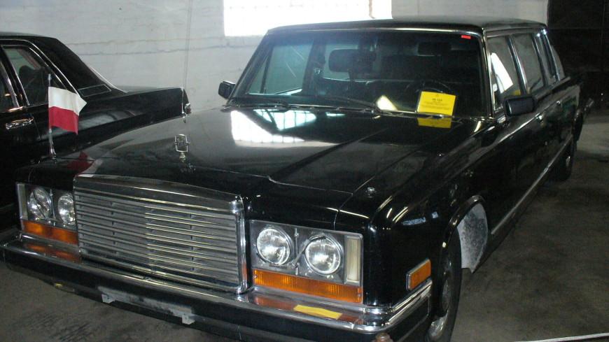 ЗИЛ-4104 признан лучшим в мире лимузином