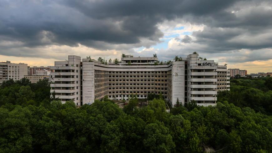 Строительство на месте Ховринской больницы начнется в апреле 2019 года