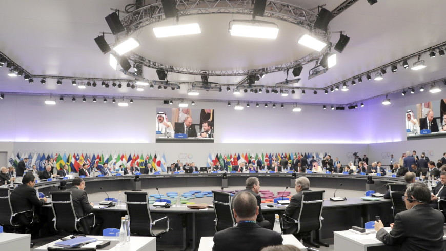 Лидерам G20 подарили шарфы из альпаки и местное вино из Мендозы