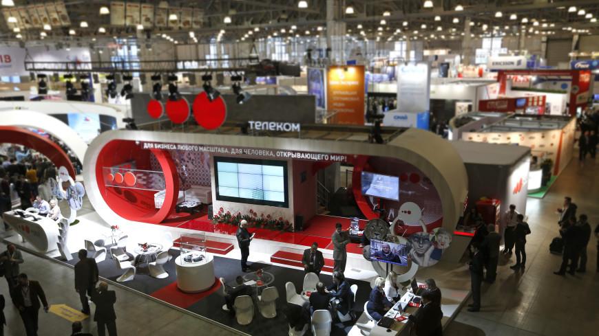 Открыта регистрация на посещение 21-й международной выставки и форума CSTB. Telecom&Media 2019