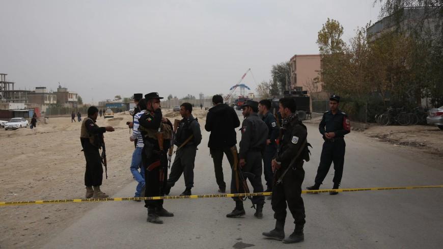 Взрыв в центре Кабула: три человека погибли, восемь пострадали