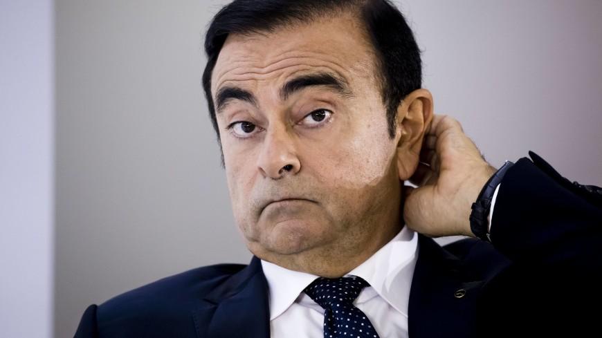 Mitsubishi уволил Карлоса Гона, обвиняемого в неуплате налогов