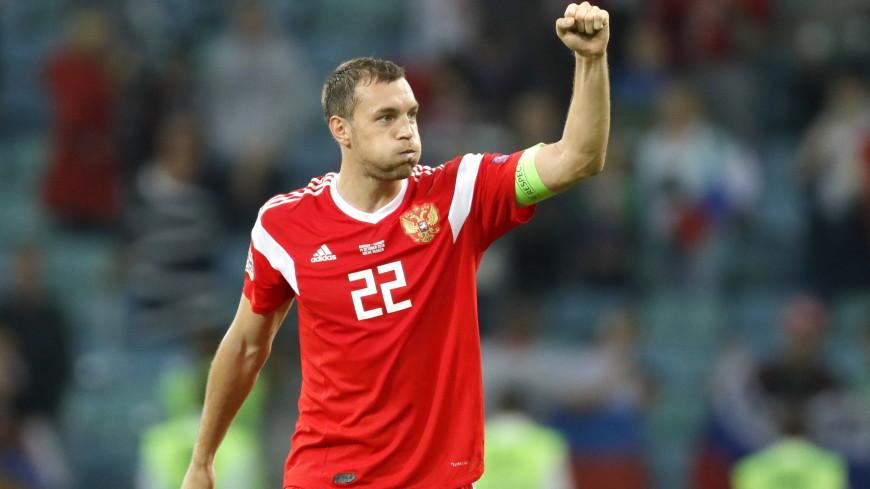 Сборная России по футболу: Дзюба плюс, Рауш минус