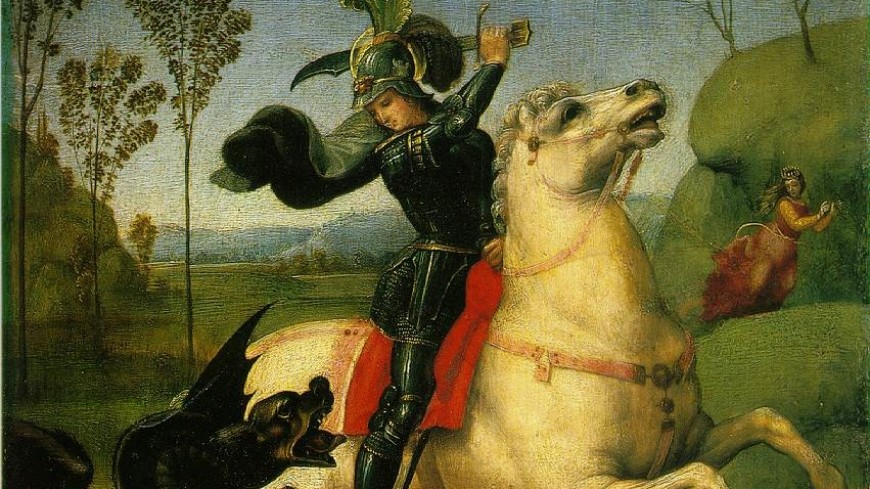 Святой Георгий Победоносец: кто он и о чем ему молятся