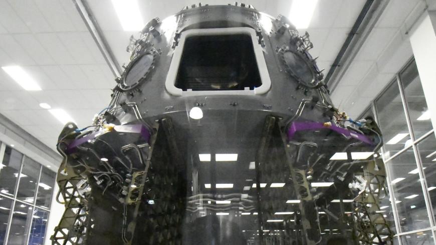 Первый полет Crew Dragon к МКС намечен на 7 января