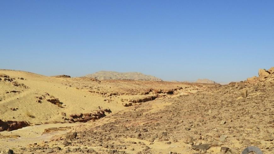 Древнейший рисунок на песчанике и деревянный гроб найдены в Египте