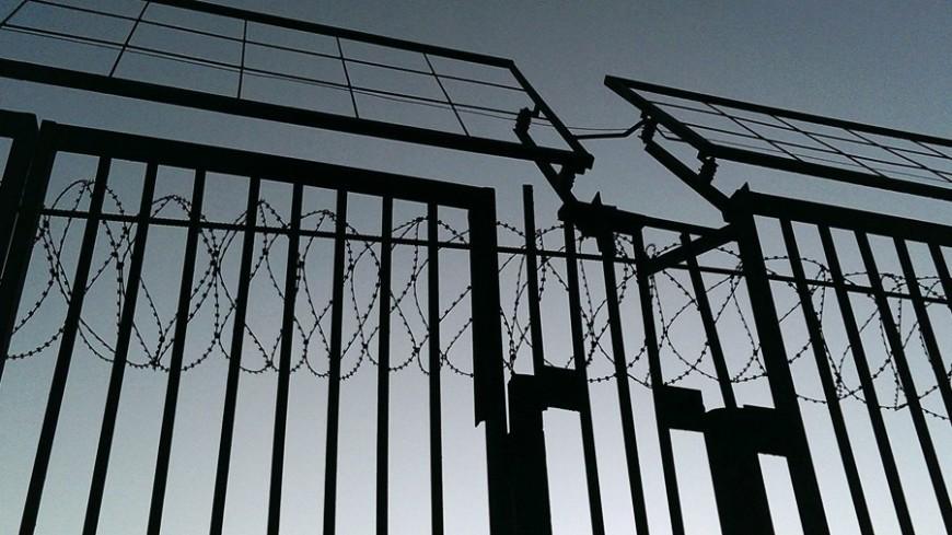 """Фото: Елизавета Шагалова, """"«Мир24»"""":http://mir24.tv/, забор, тюрьма, колючая проволока"""