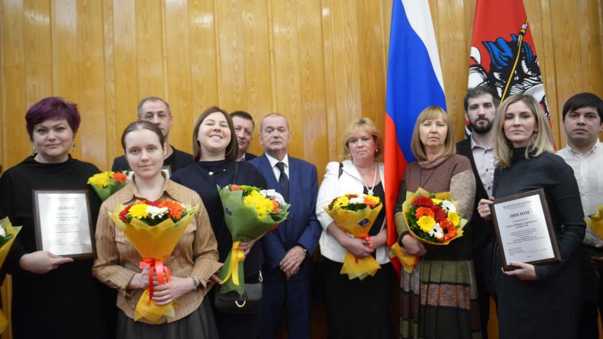 В Москве подвели итоги конкурса-смотра «Информируем из первых рук»