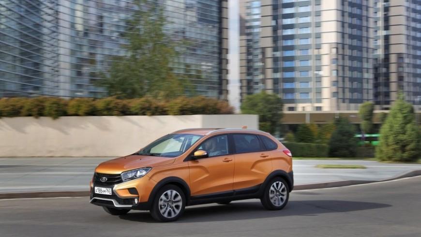 «АвтоВАЗ» анонсировал начало продаж нового кроссовера Lada