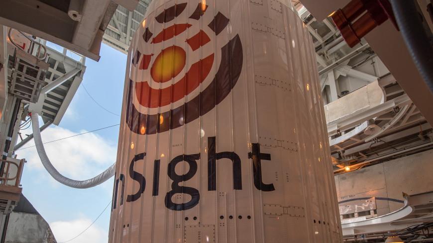 NASA запланировала посадку станции Mars InSight на 26 ноября