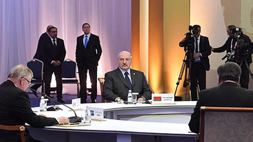 Лукашенко рассказал о предстоящем визите Алиева в Беларусь