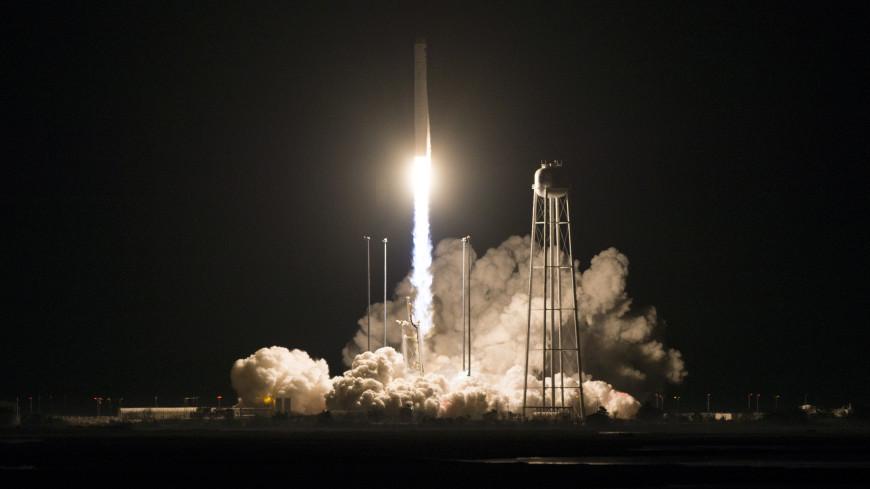 Вещи для космонавтов МКС. Грузовой корабль США Cygnus вышел на орбиту