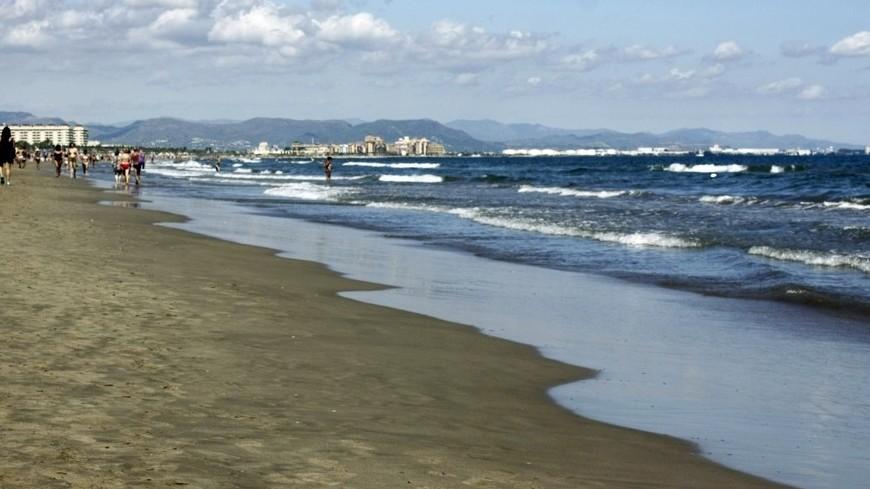 "Фото: Елена Андреева, ""«Мир24»"":http://mir24.tv/, песок, пляж, лето, море"