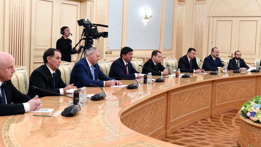 Премьеры стран СНГ решили выделить средства для создания общей системы ПВО