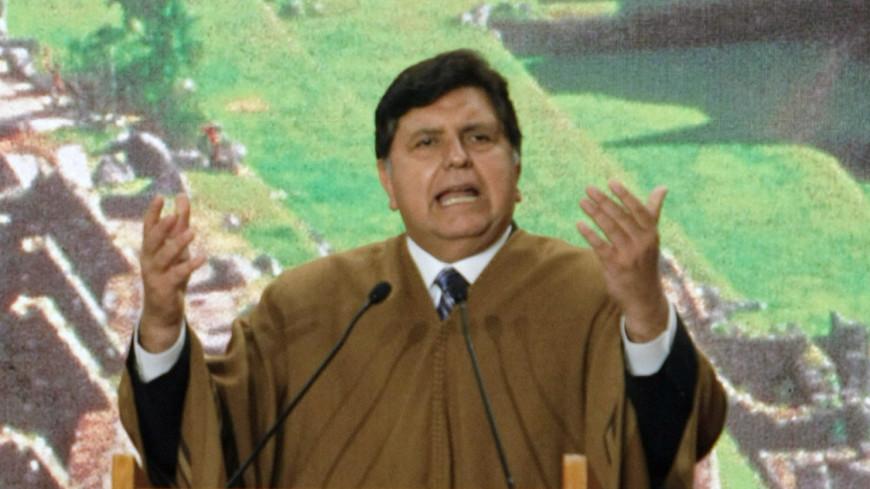 Экс-президент Перу попросил убежища у Уругвая