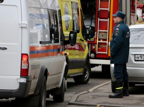 Во Владикавказе загорелся завод: при тушении погиб один пожарный, трое пострадали