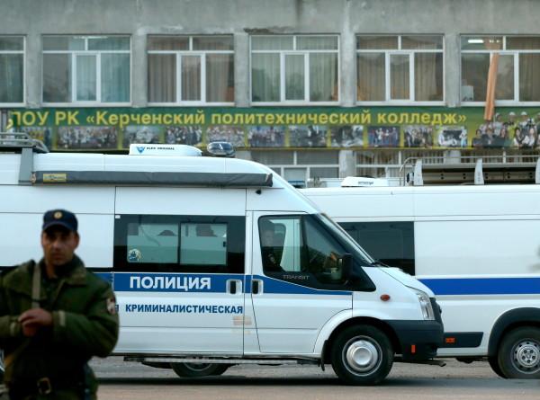 Власти Крыма опубликовали список жертв керченского стрелка