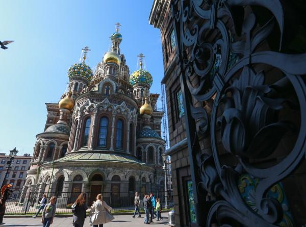 Символ Северной столицы и всей России: храму Спаса на Крови – 135 лет