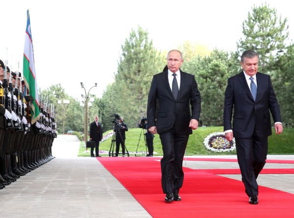 Путин: Программа сотрудничества с Узбекистаном на первом этапе составит $25 млрд