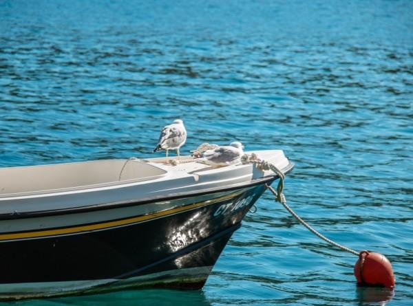 На Байкале нашли лодку пропавших на прошлой неделе рыбаков