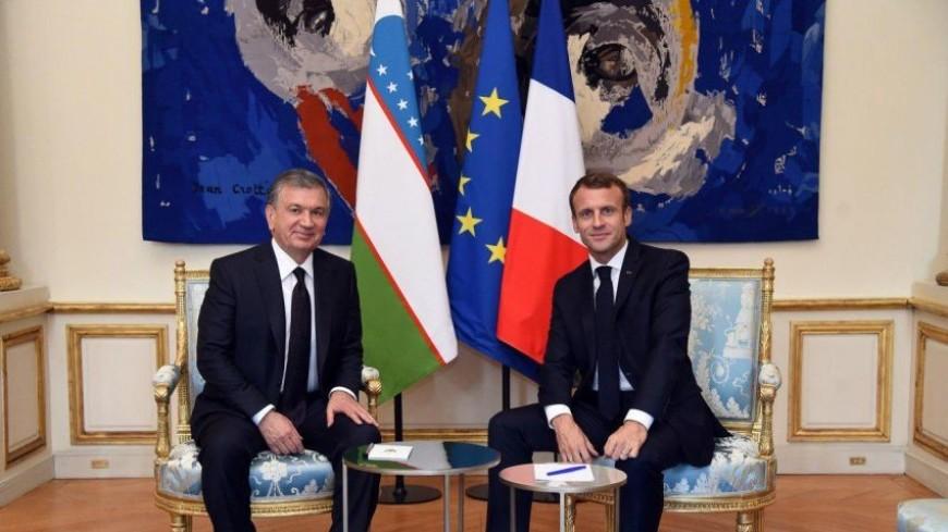 Узбекистан и Франция подписали более 10 соглашений
