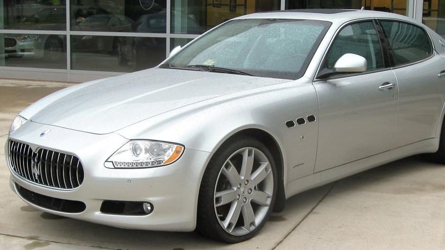 Власти Папуа – Новой Гвинеи к саммиту АТЭС купили 40 Maserati Quattroporte