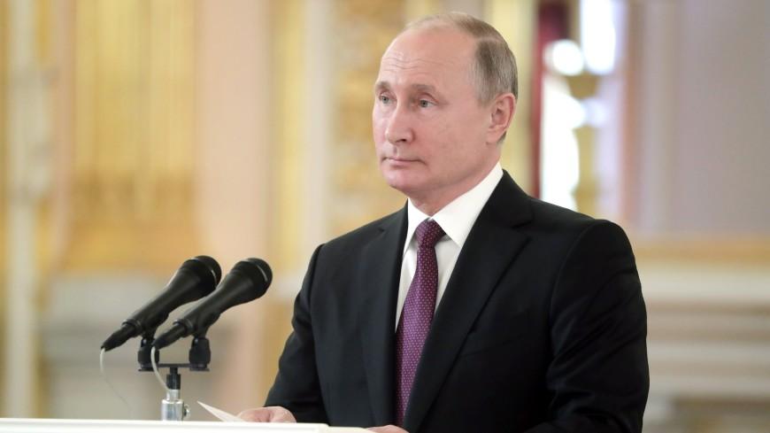 Путин принял верительные грамоты послов из 23 стран