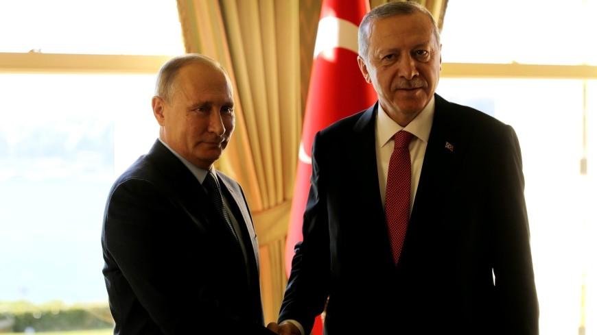 Путин поздравил Эрдогана с 95-летием провозглашения Турецкой Республики