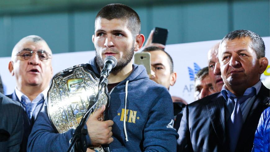 Хабиб Нурмагомедов останется в UFC
