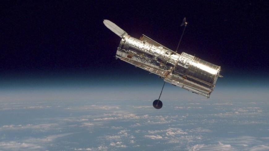Телескоп Hubble перевели в спящий режим из-за неполадок с гироскопами