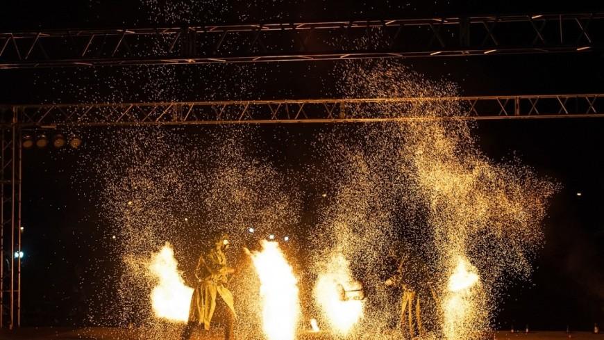 фестиваль огня, огонь, фаершоу