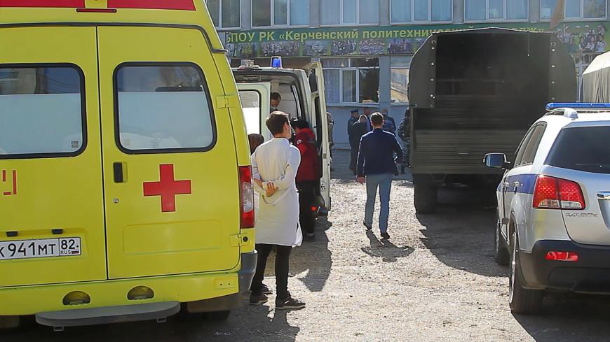 Аксенов: Организатор стрельбы в Керчи покончил с собой