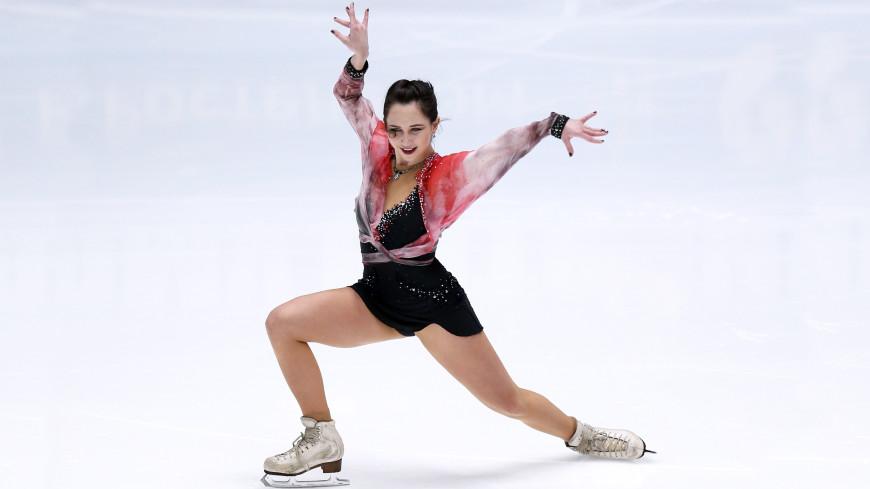 Туктамышева победила на этапе Гран-при в Канаде