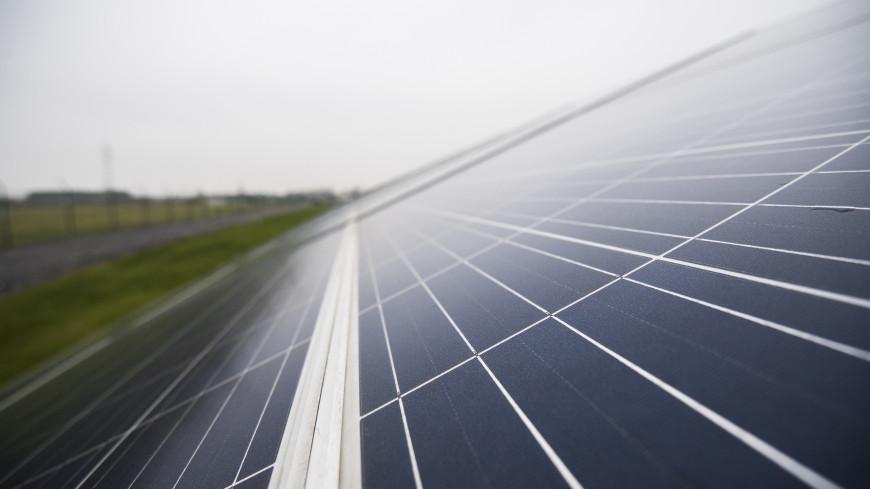 В Чернобыле заработала первая солнечная электростанция