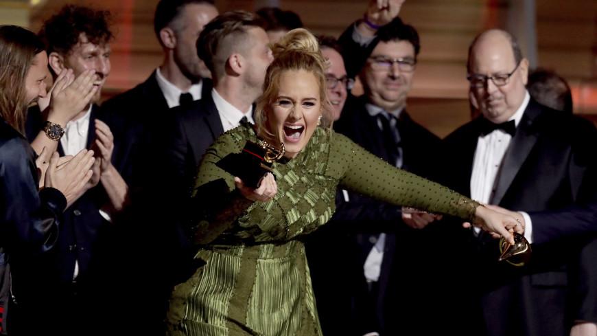 Адель возглавила рейтинг самых богатых британских знаменитостей