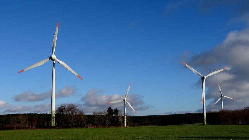 Ветряные электростанции могут вызвать локальное потепление
