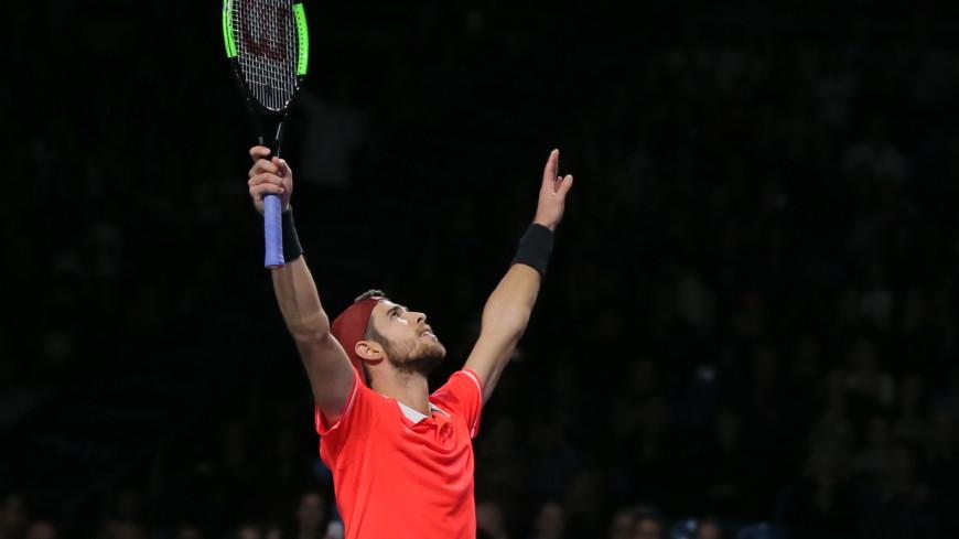 «Я мечтал победить»: российский теннисист взял «Кубок Кремля» впервые за 9 лет