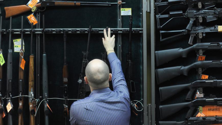 В Сети появилось видео покупки оружия керченским стрелком