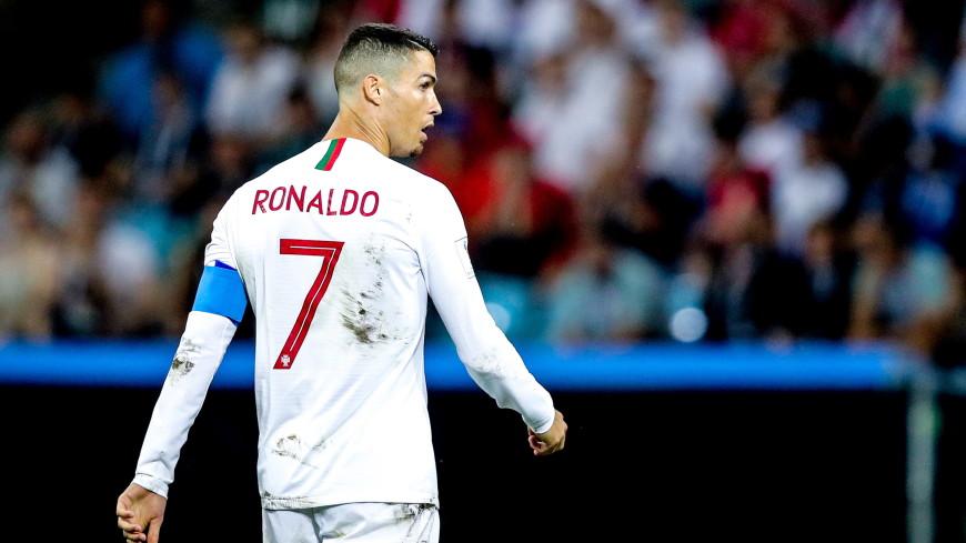 Роналду надолго покинет сборную Португалии из-за обвинения в изнасиловании