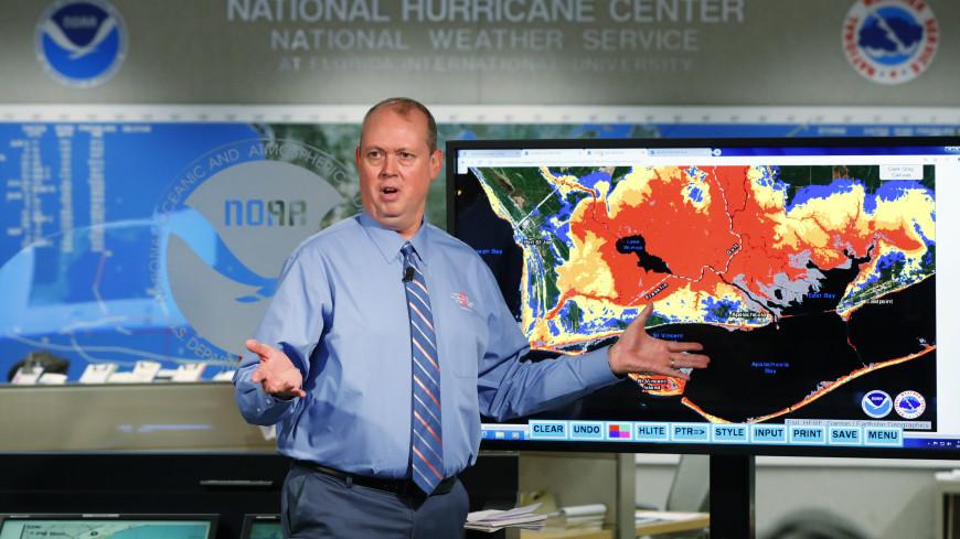 В штате Флорида объявлено чрезвычайное положение из-за «Майкла»